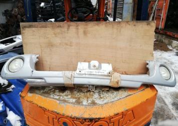 Защита бампера кенгуру Toyota Spacio 111