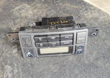 Блок управления печкой Hyundai tucson 2004