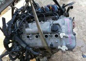 Двигатель 3zrfae Toyota  ZZR75-0036400. ZZR75-0036400.