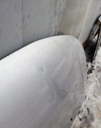 Капот Mazda Premacy CP8W