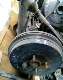 Балка задняя Toyota Fielder 141 2WD