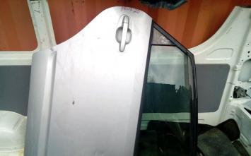 Дверь задняя Toyota Prius 20