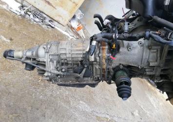 Автомат TZ1B7lhaba Subaru Outback BP9  TZ1B7lhaba