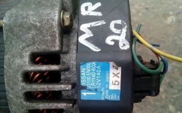 Генератор Nissan MR20 23100EN000 23100EN000