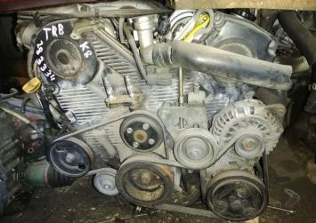 Двигатель Mazda K8 Cronos/Efini