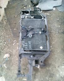 Передняя панель Honda Odyssey RA6