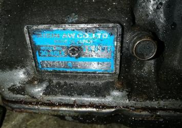 Автомат 3VZ Toyota Surf