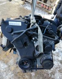 Двигатель BVY Volkswagen