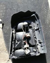 Стоп-сигнал Subaru Forester SF5