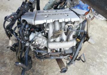 Двигатель 4G93GDI Mitsubishi Galant EC5W MD351017