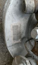 Ступица задняя BMW E65/66/67 745i