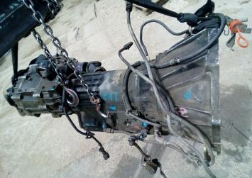 Автомат Toyota 1kz 30-40le