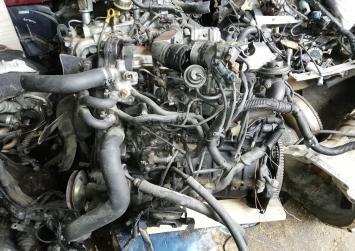 Двигатель Toyota 2LT