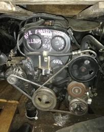 Двигатель 4G93GDI RVR N61W  N61W-0202558