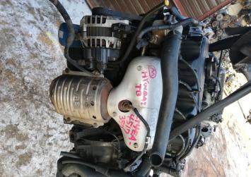 Двигатель G4EA hyundai getz TB