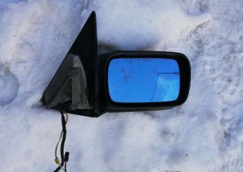 Зеркало правое BMW E46 2000г седан