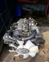 Двигатель Mazda Bongo RF-TE SK