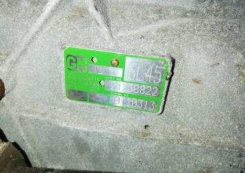 Автомат 6L45 N46B20BD E90  N46B20BD