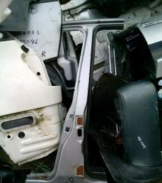 Стойка кузовная левая mercedes w168 A160