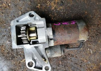 Стартер GY Mazda MPV LW5W  M001T95681. M001T95681.