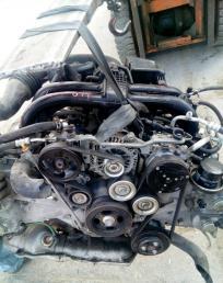 Двигатель Subaru FB16 TR580KY7BA