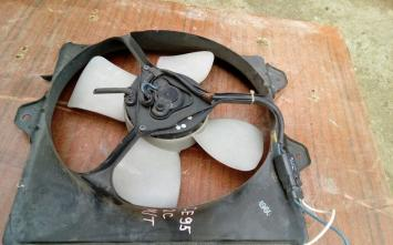 Вентилятор радиатора Toyota CE95
