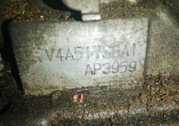 Автомат 4M41 Pajero V68/78 V4A517SBA1