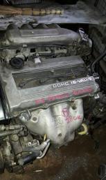 Двигатель Mazda FE Capella GV