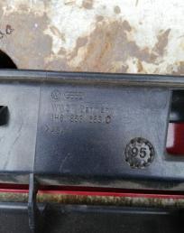 Решетка радиатора Volkswagen Golf 3