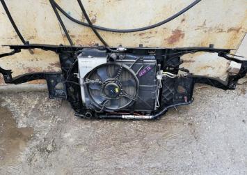 Кассета радиаторов телевизор hyundai getz TB 2004