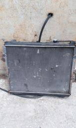 Радиатор WL Mazda Bongo