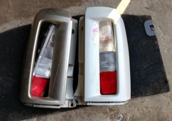 Стоп-сигнал Nissan Elgrand E51