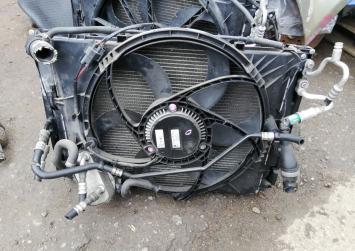 Кассета радиаторов BMW 3 E90 N46B20B