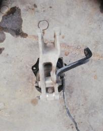 Подушка двс Honda Odyssey RA7