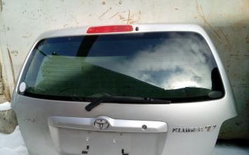Дверь 5я Toyota Kluger ACU25