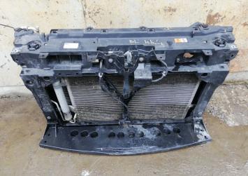 Кассета радиаторов телевизор Mazda 3 BL