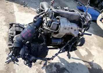 Двигатель 2CT Toyota Camry CV30