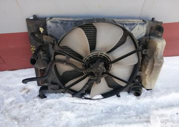 Радиатор основной 1JZ-GTE Toyota Cresta JZX90