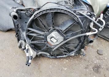 Кассета радиаторов BMW 3 E90/91