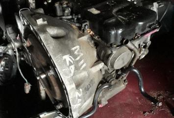 АКПП KA24 Nissan Prairia M11  RL4F02A FH36