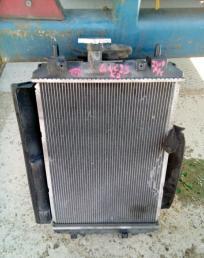 Радиатор основной Toyota BB QNC25