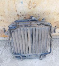 Радиатор основной Toyota Hiace KZH106