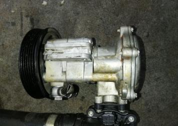 Гидроусилитель N46B20B