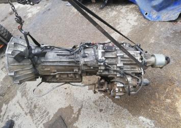 Автомат VQ35 Nissan Elgrand E50