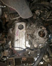 Двигатель 4G13 Mitsubishi Mirage C62