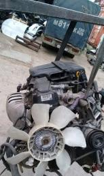 Двигатель 1G-FE Beams