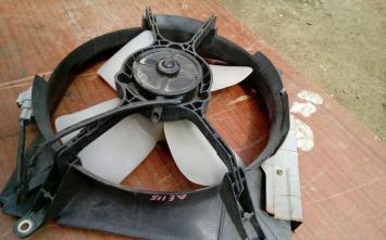 Вентилятор радиатора Toyota Ae115 7A