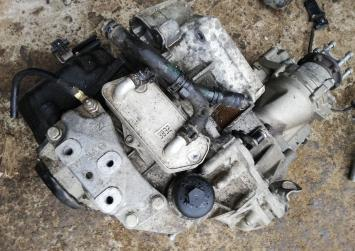 Автомат CCZ Audi A3 8p 2008
