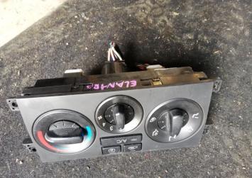 Блок управления печкой Hyundai Elantra XD