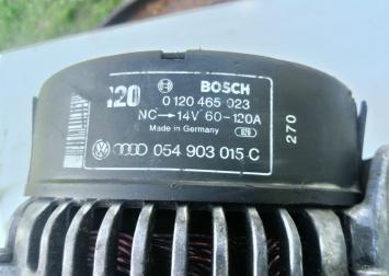 Генератор 120A VW Passat B5 Audi A4, A6 (C4) 0120465023